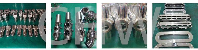 tri clamp pipe