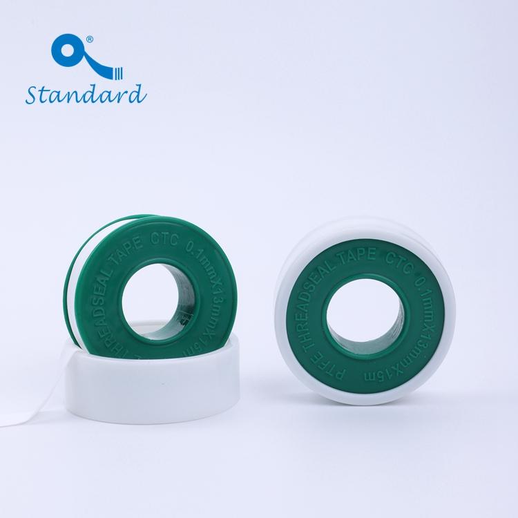 fita de vedação de rosca de teflon