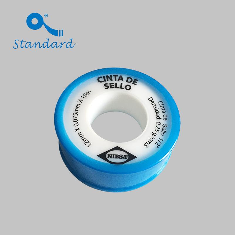 cinta de PTFE para tubería de agua