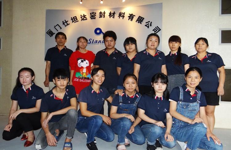 foto dei dipendenti dell''azienda
