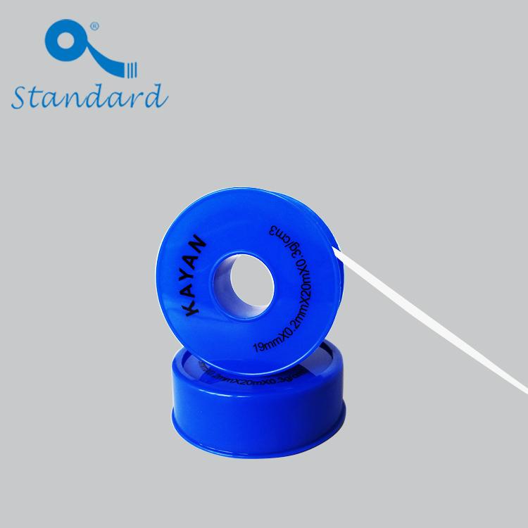 plumber USES ptFE thread waterproof sealing tape