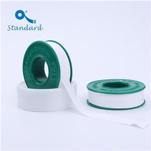 Cinta de sellado impermeable de interfaz de tubería de agua de 13 mm PTFE