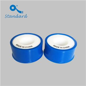STANDARD produz bandas roscadas de PTFE com 25 mm de largura