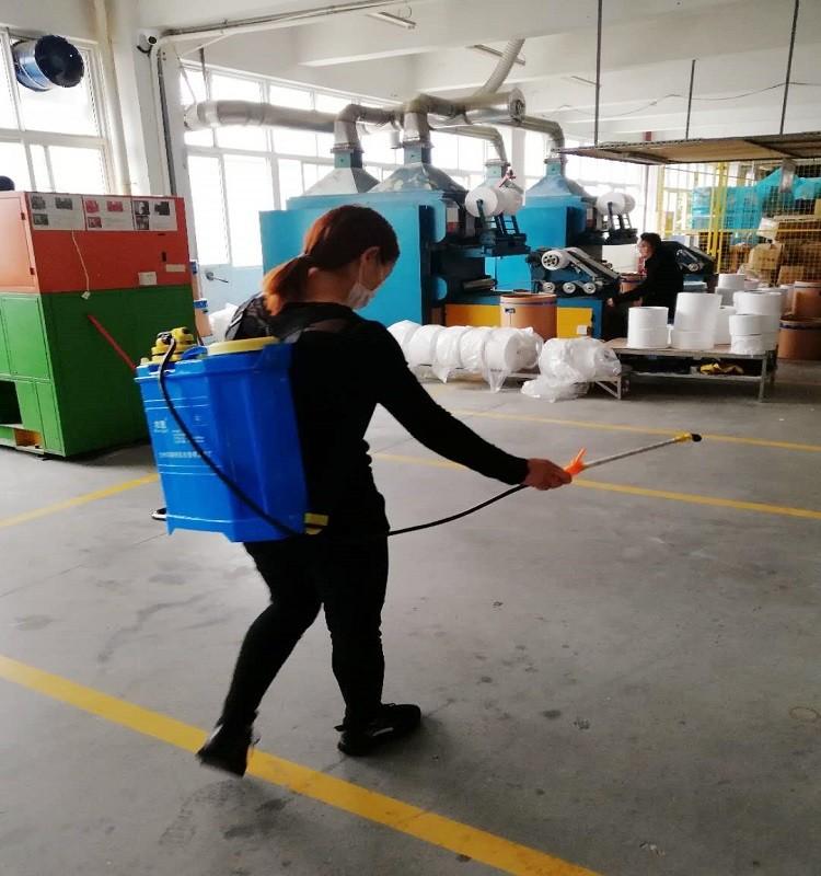 Desinfectante en aerosol para profesionales de Standard Health