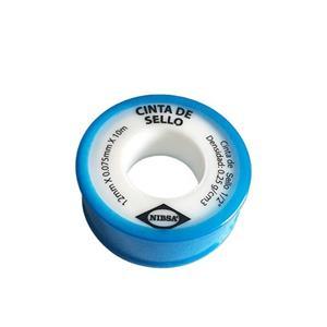 Fita de vedação de rosca Teflone de PTFE para tubos de água de manufatura profissional