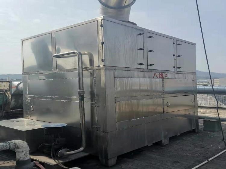 Thiết bị xử lý khí thải sản xuất băng ren PTFE