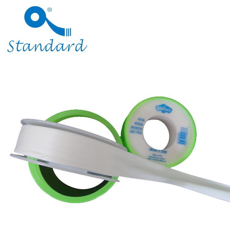 高品質のサニタリーウェアPTFEテフロンテープ