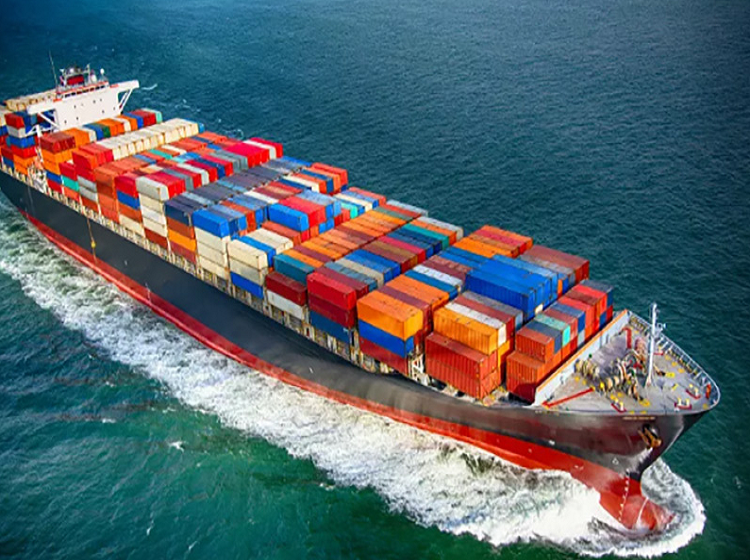 The freight rate is too high and there is a shortage of containers