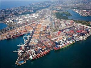 不可抗力は、アフリカの大国の多くの港で宣言されています。