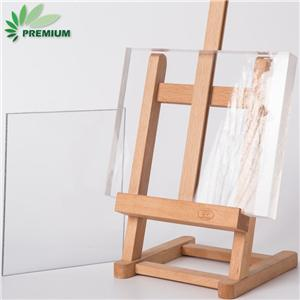 Transparent Cast Acrylic Sheet