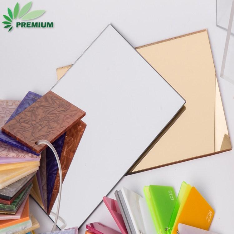 Mirror Acrylic Sheet Manufacturers, Mirror Acrylic Sheet Factory, Supply Mirror Acrylic Sheet