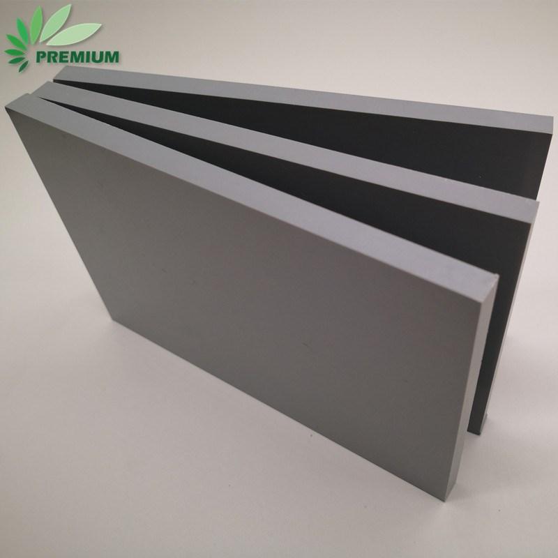 Grey Rigid Pvc Sheet
