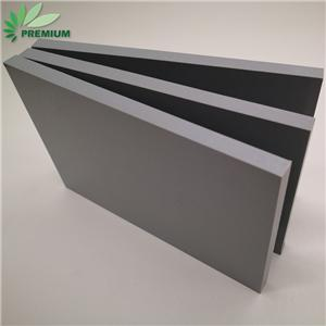 Grey Rigid Pvc Sheet