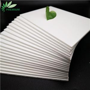 White Pvc Foam Sheet