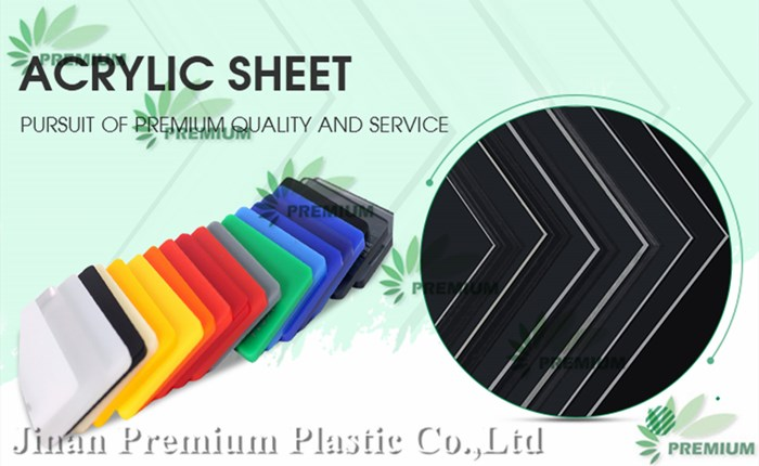 The Best Price For Premium Plastic Clear And Color Cast Acrylic Sheet