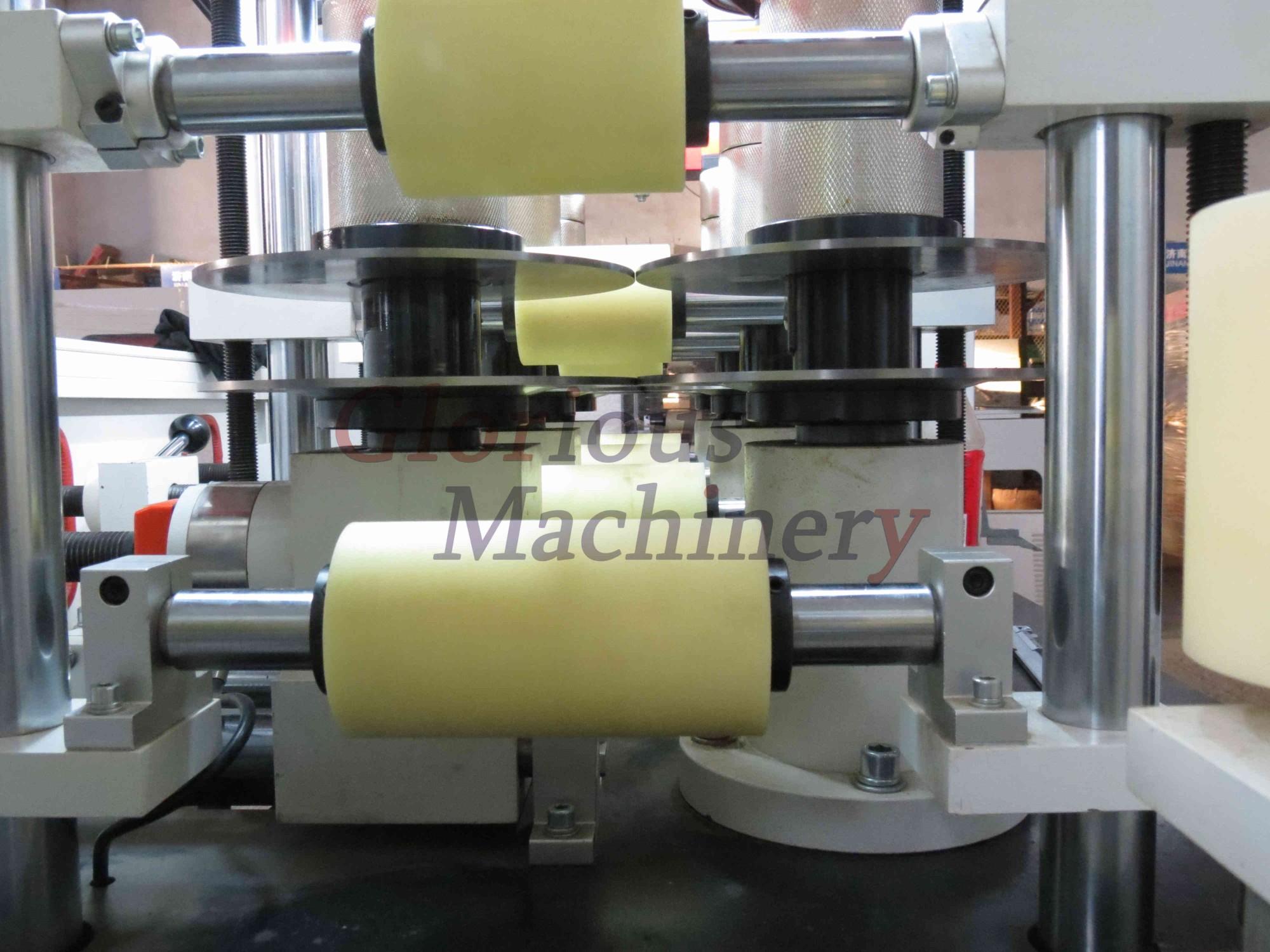 Thermal Break Profile Rolling Crimping Machine