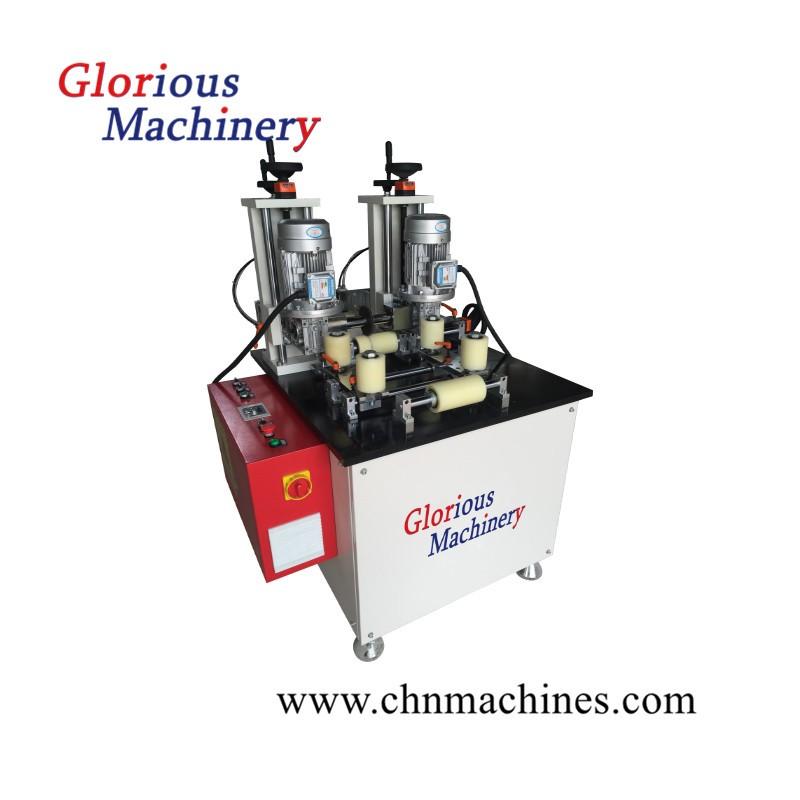 Thermal Break Profile Knurling And Strip Inserting Machine