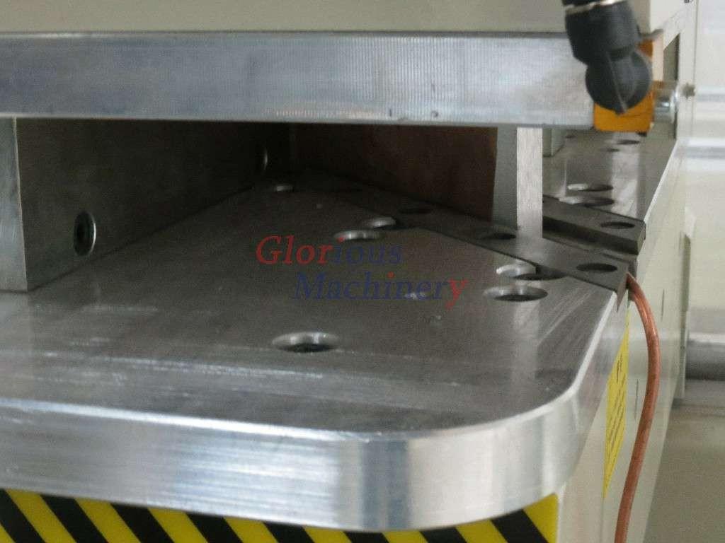 Colorful PVC Seamless Welding Machine