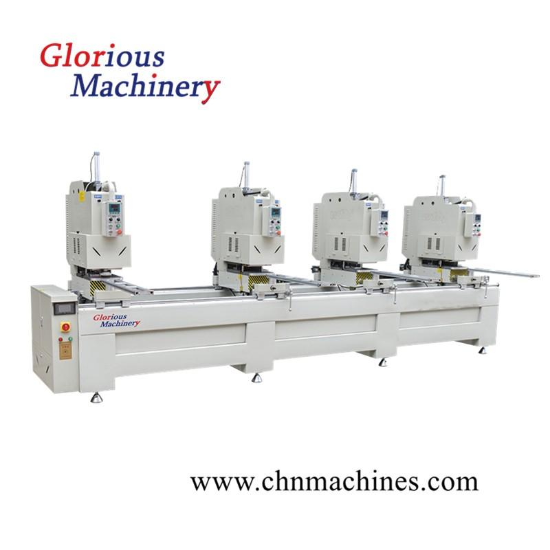 Four Head Seamless Welding Machine