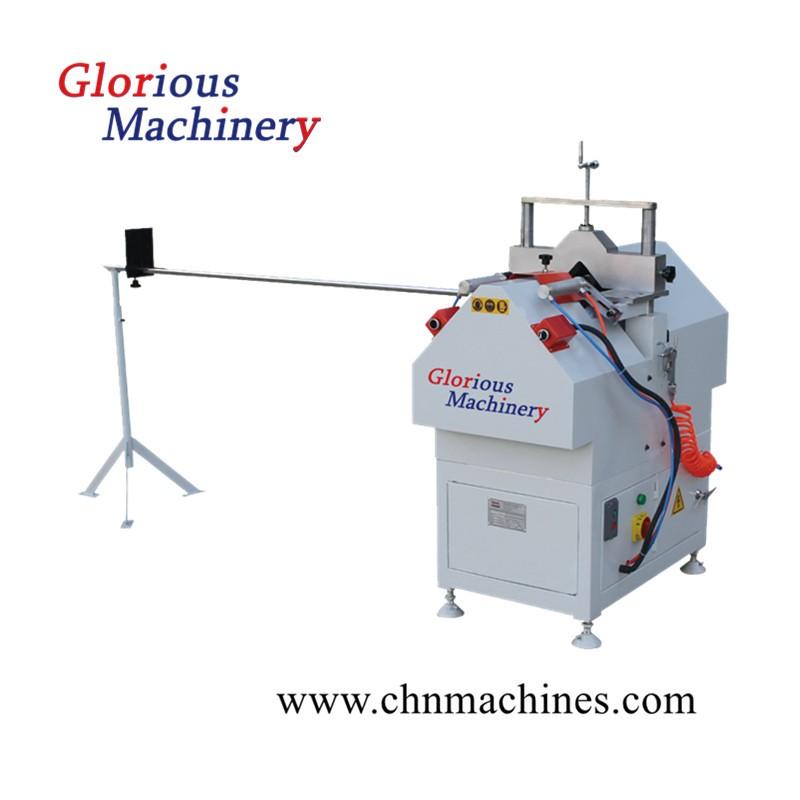 UPVC Profile V Groove Cut Saw Machine
