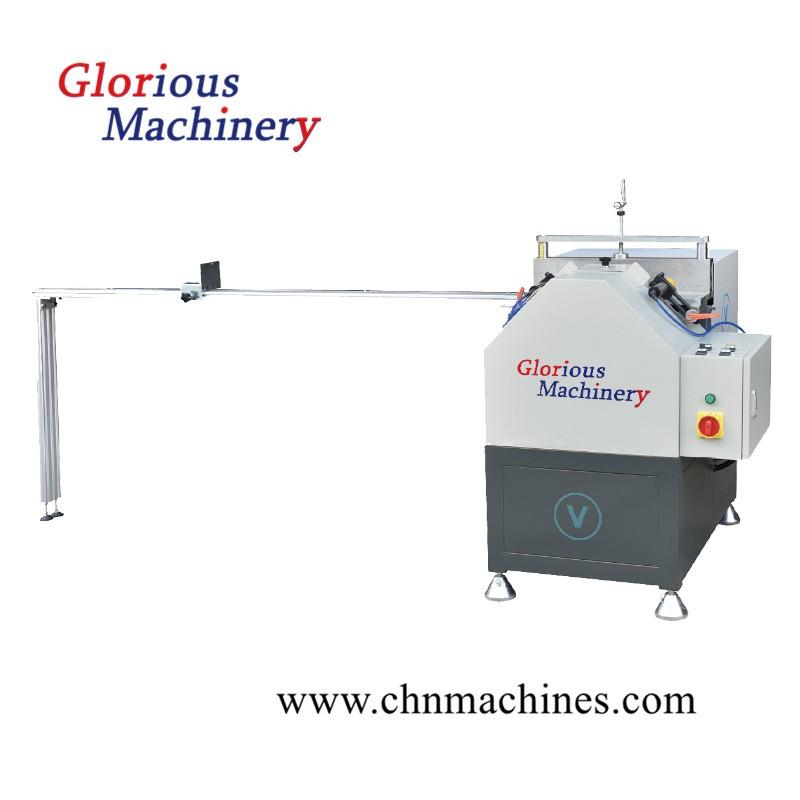 PVC Window Precision V Cutting Saw Machine