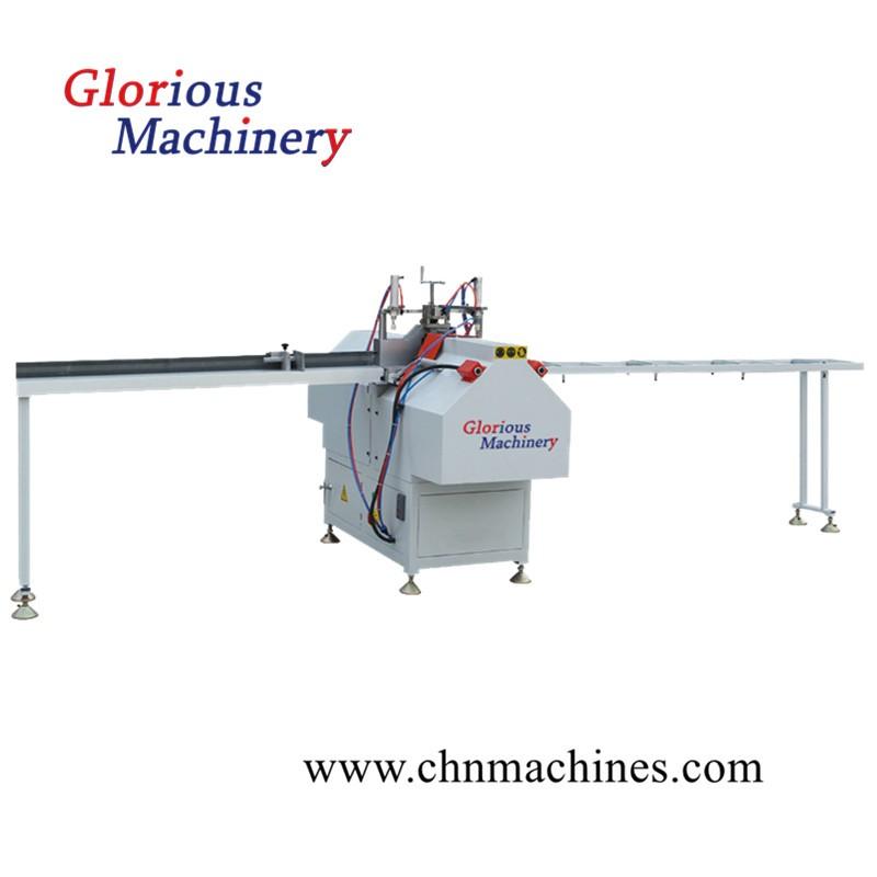 UPVC Precision Mullion Cutting Saw Machine