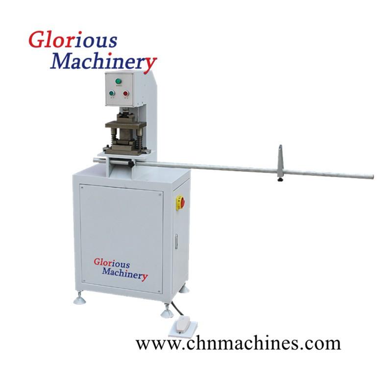 PVC Profile Steel Lining Punching Machine