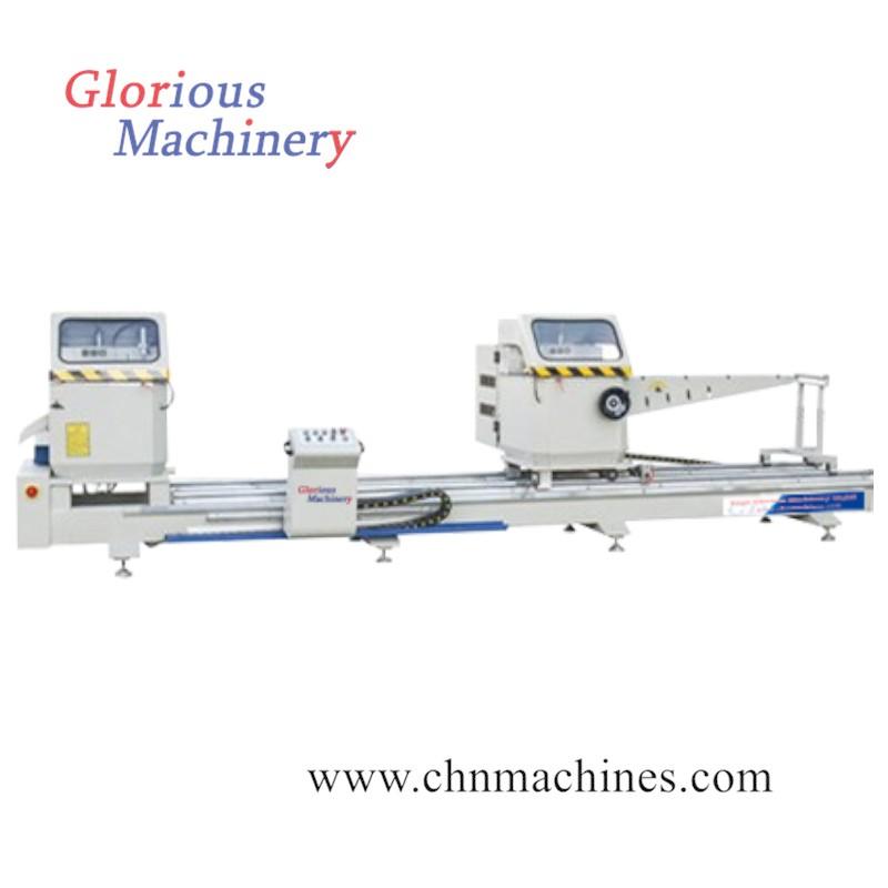 Aluminum Profile Heavy Duty Cutting Saw Machine