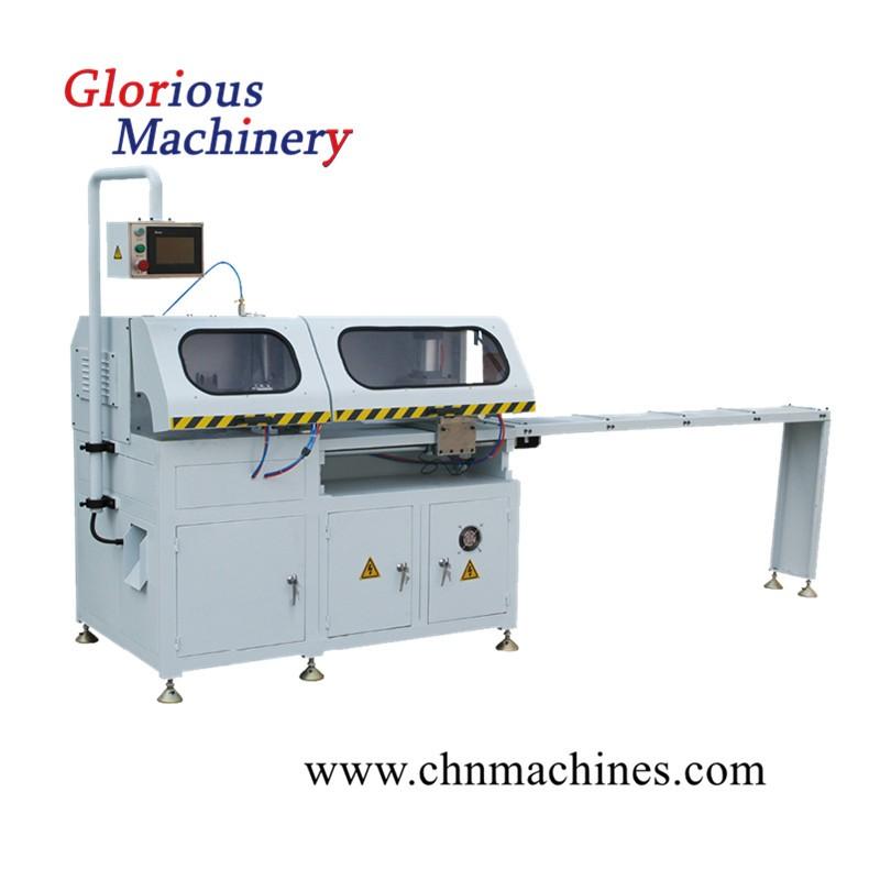 Aluminum CNC Corner Connector Cutting Saw Machine