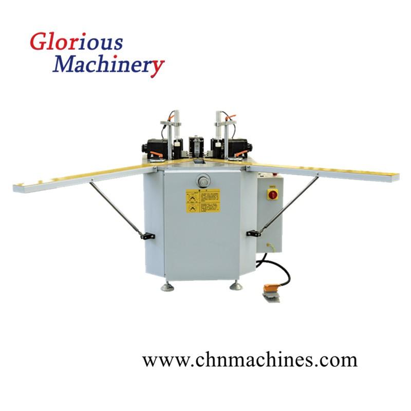 Aluminum Window Hydraulic Corner Crimping Machine