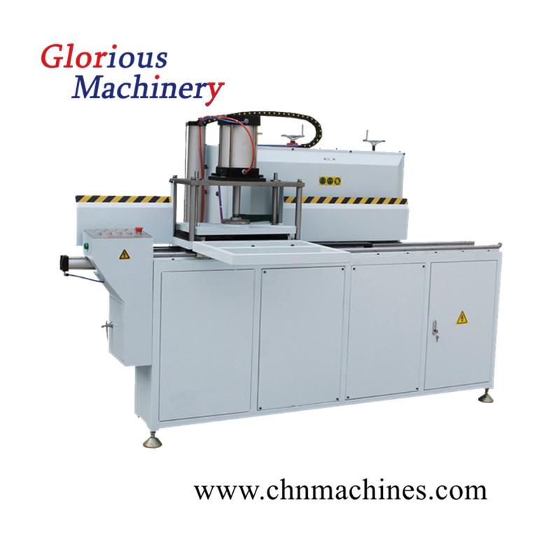Aluminum Profile Five Cutters End Milling Machine