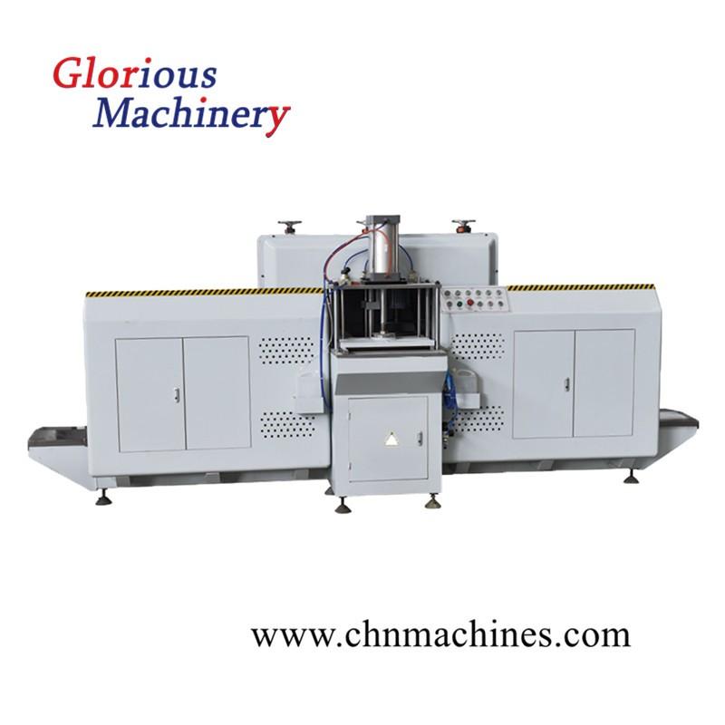 Aluminum Curtain Wall Profile Tenon Milling Machine