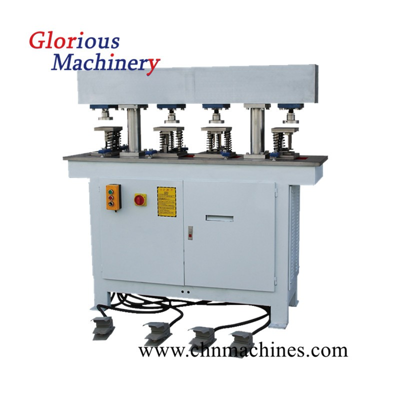 Aluminum Double Column Punching Machine