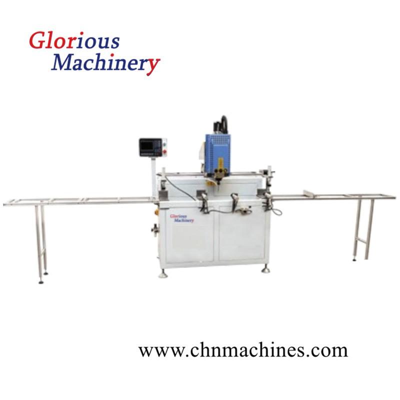 Aluminum CNC Blinds Drilling Milling Machine