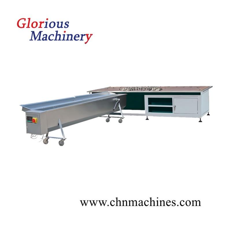 PVC Profile CNC Arch Bending Machine