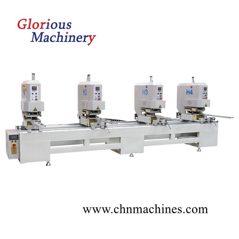 PVC Profile Frame Seamless Welding Machine