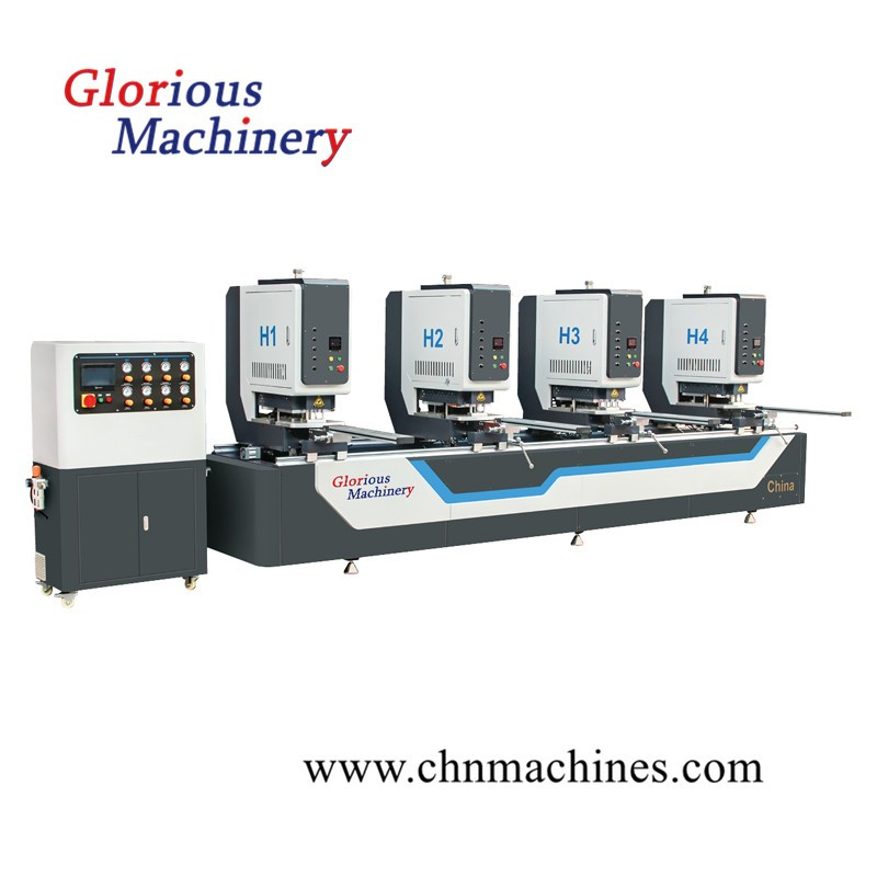 PVC Window Welding And Cleaning Machine