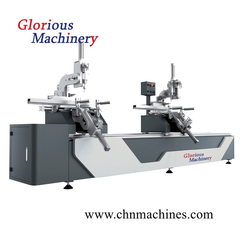 Precision Double Head Water Slot Routing Machine