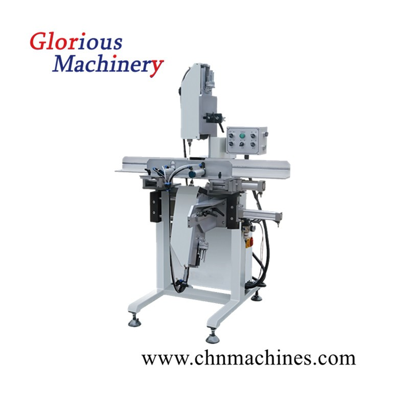 UPVC Profile 2 Axis Water Slots Milling Machine