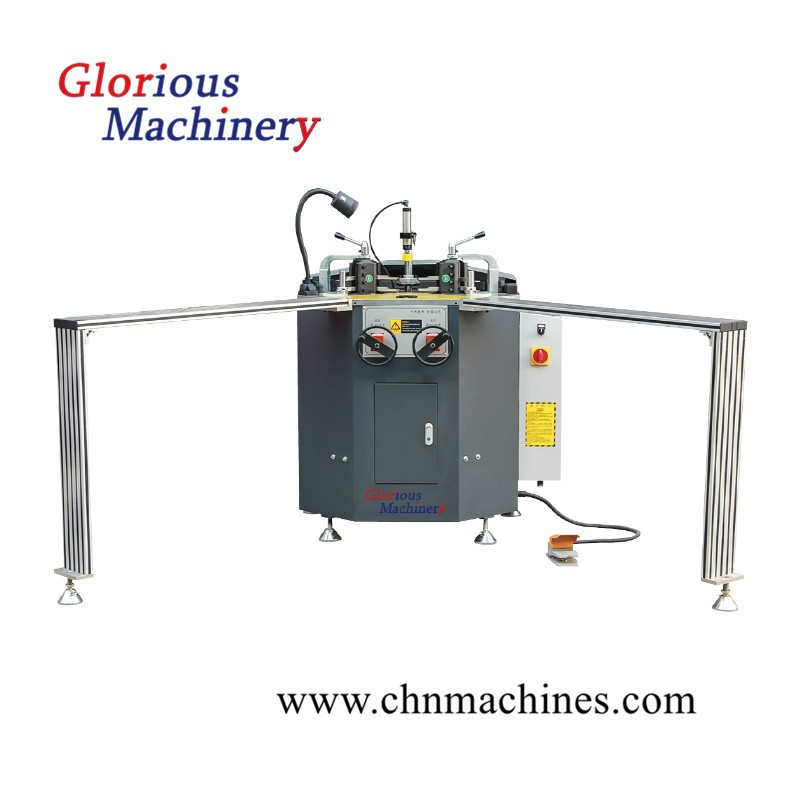 Aluminum Variable Coner Crimper Machine