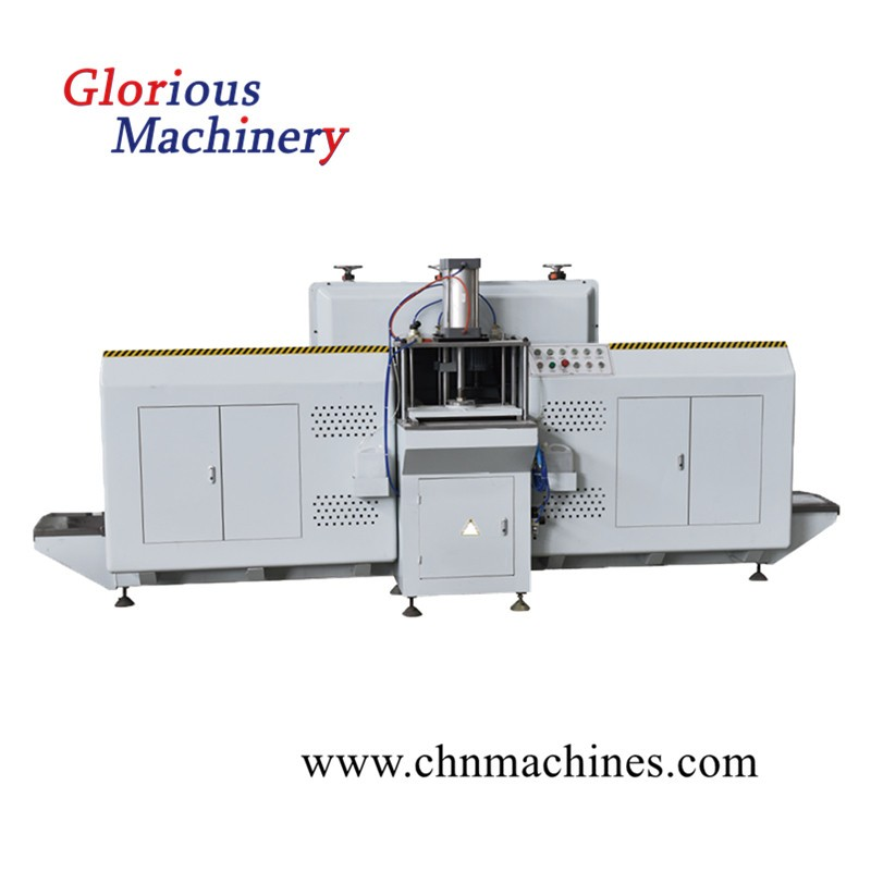 Automatic Curtain Wall Tenon End Milling Machine