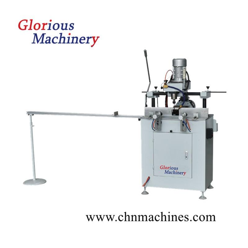 UPVC Profile Copy And Three Hole Drill Machine