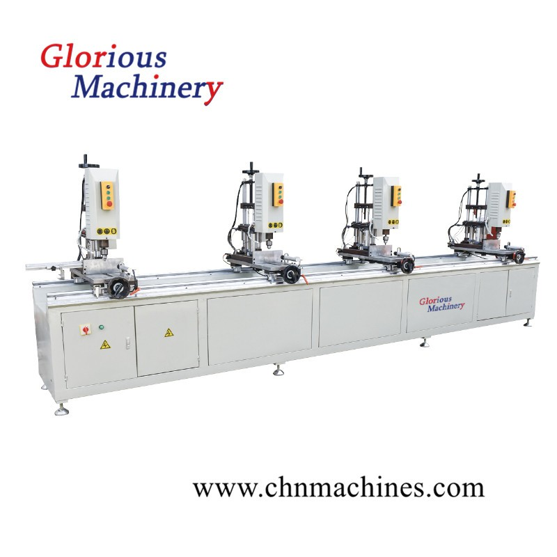 Curtain Wall Combination Drilling Hole Machine