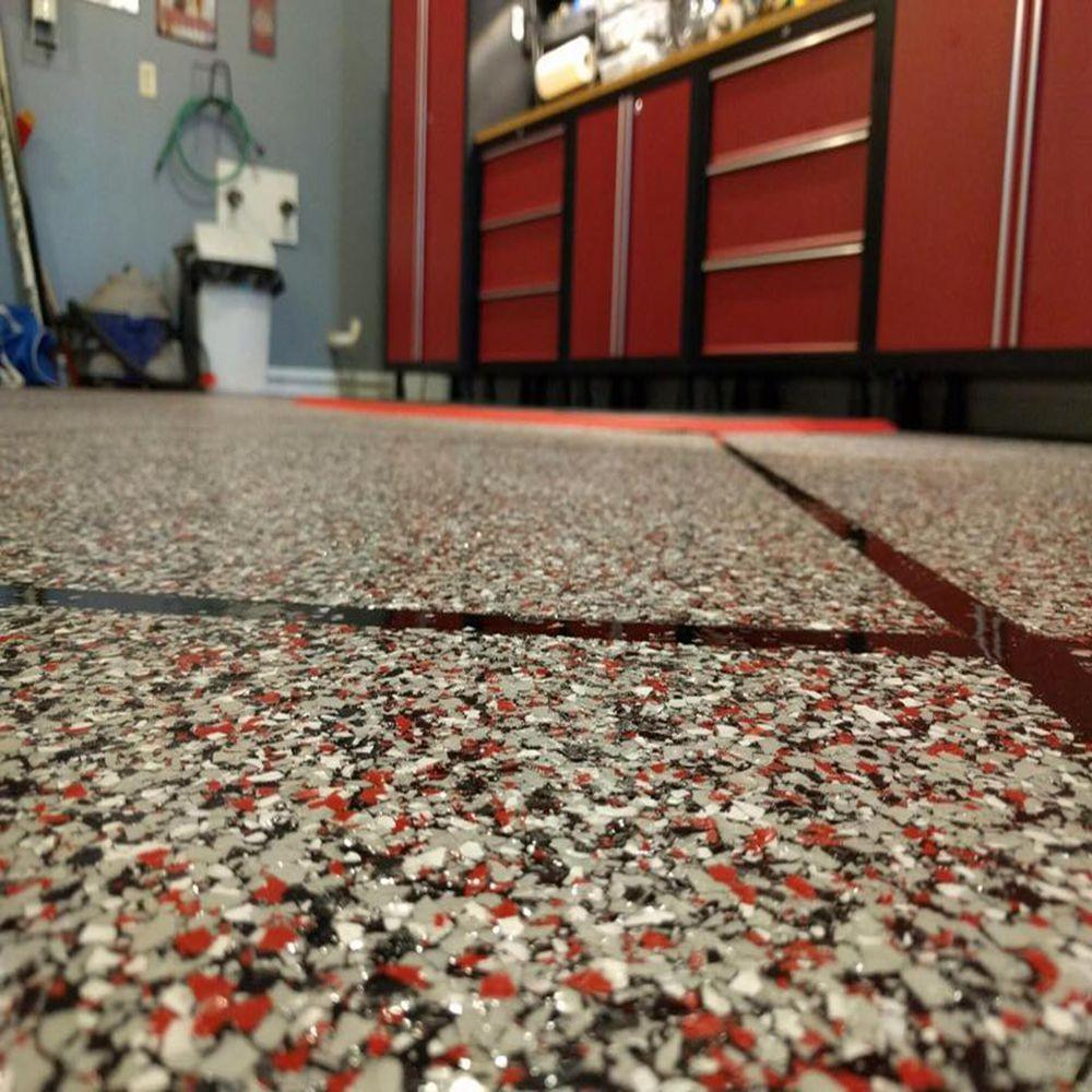 Epoxy Chip Floor Coating