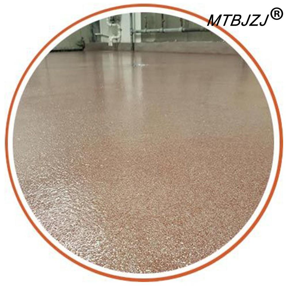 Wear Resistance Colored Quartz Sand Epoxy Floor