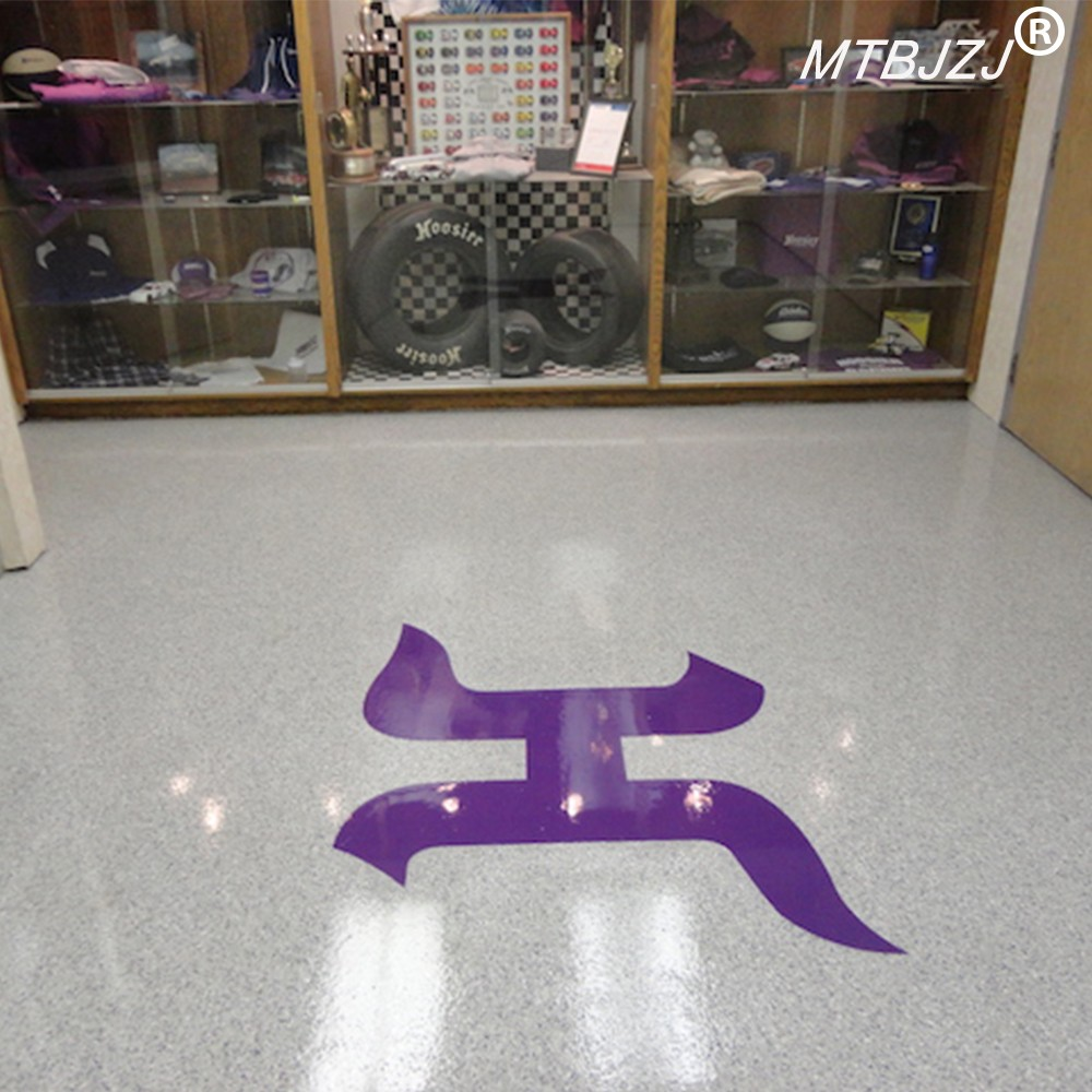 Anti-Scratch Quartz Epoxy Floor
