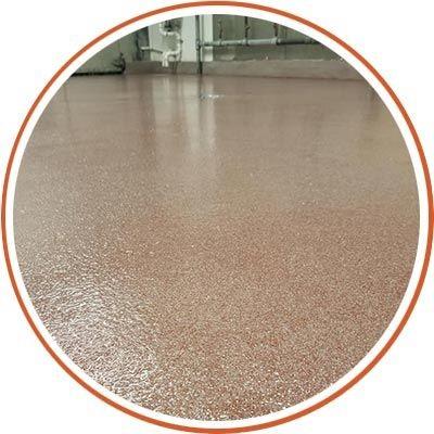Epoxy Quartz Floor Coating