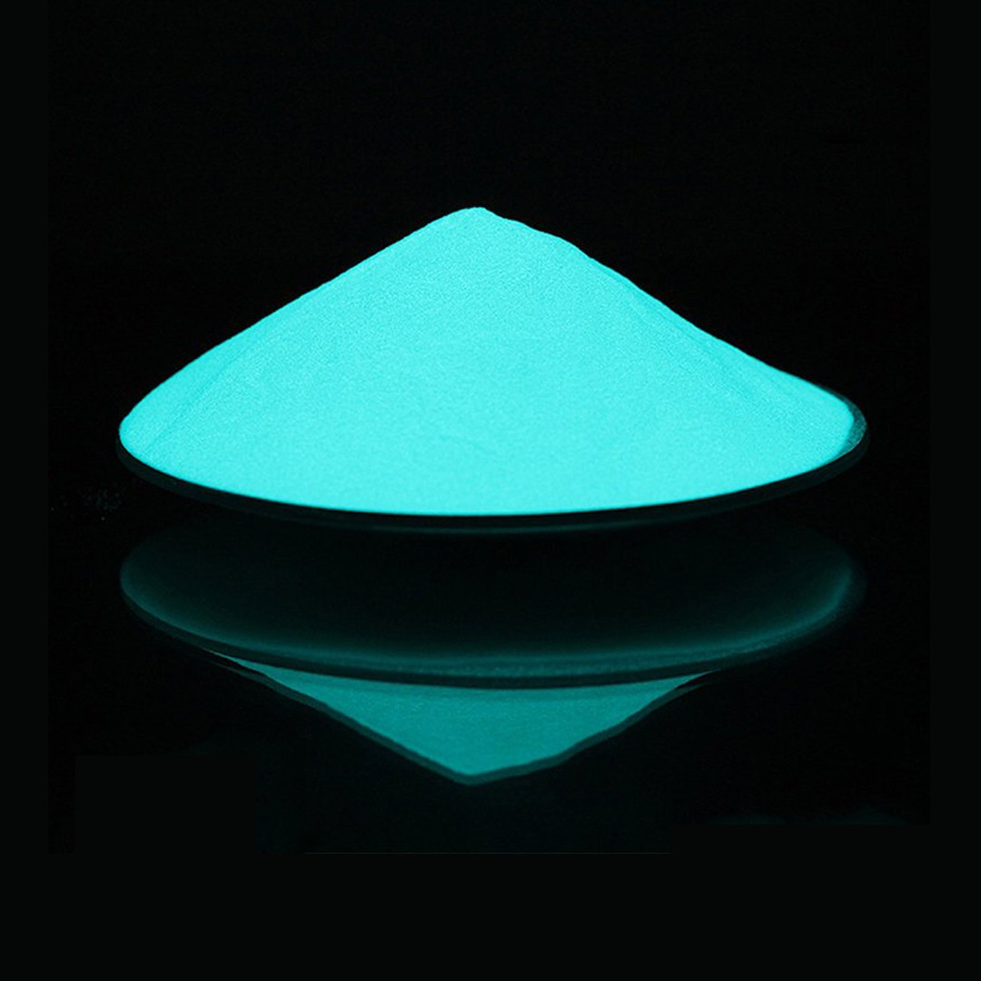 Skin Safety 3 Colors Glow In The Dark Powder