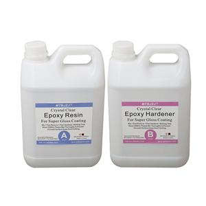 Crystal Clear FDA Epoxy Resin For Casting And Coating