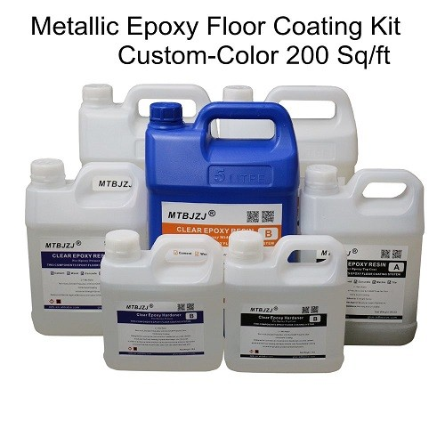 Metallic Epoxy Floor Kits Manufacturers, Metallic Epoxy Floor Kits Factory, Supply Metallic Epoxy Floor Kits